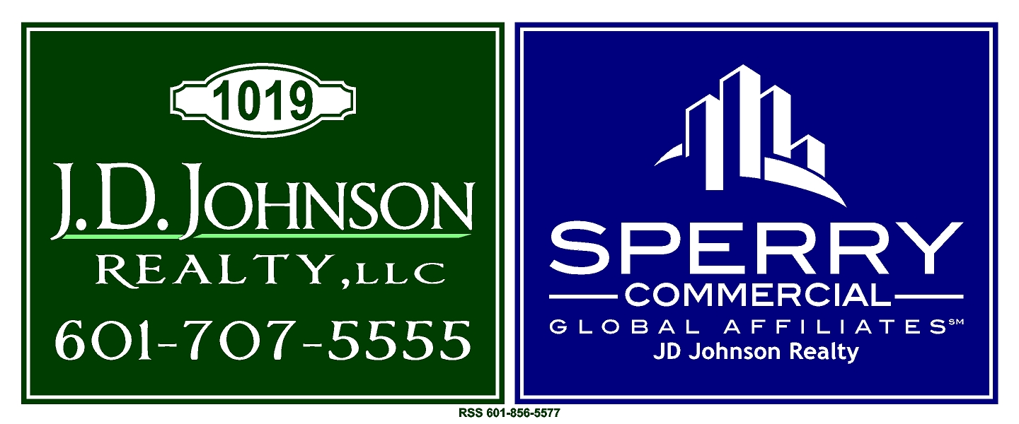 Johnson JD Sperry 20 x 48 Office Sign 060618